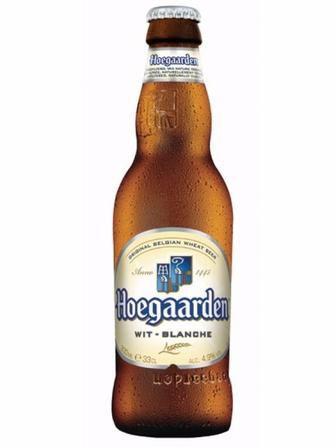 Пиво Біле Хугарден 0,33л