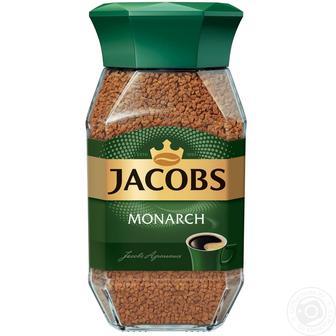 Кава розчинна/в зернах Jacobs 95ге