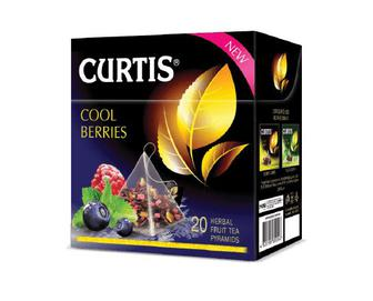 Скидка 41% ▷ Чай Curtis Cool Berries, 20пак
