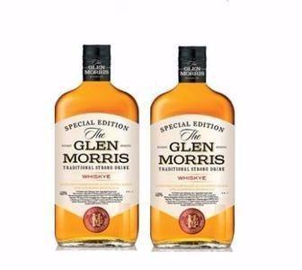 Напій алкогольний міцний Глен Морріс 0,5л