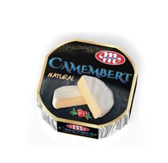 Сыр мягкий БРИ, Камамбер с плесенью Mlekovita 125 г