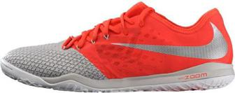 Бутси Nike ZOOM HYPERVENOM 3 PRO IC AJ3804-060 р. 10 сірий