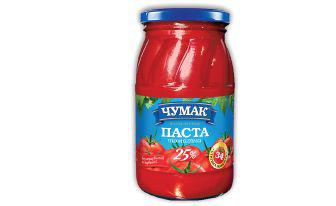 Паста томатна Чумак 350 г