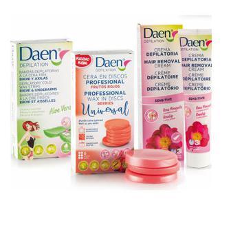 Засоби для депіляції Daen