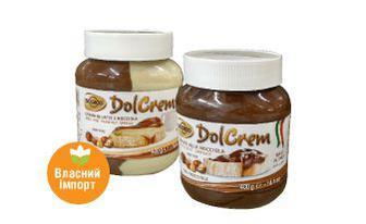 Паста шоколадна Долкрем Сокадо 400 г