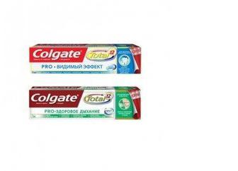 Зубная паста, COLGATE Total, 75 мл