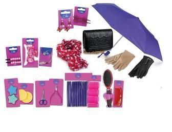 Біжутерія, аксесуари для краси, Аксесуари для моделювання зачіски, щітки для волосся Odri