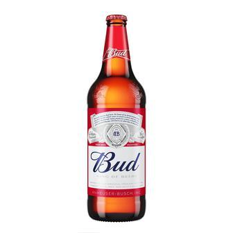 Пиво світле Bud 0.75 л