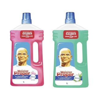 Средство для мытья пола 1 л Mr. Proper