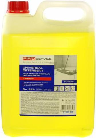 Миючий засіб універсальний PROservice Лимон 5 л