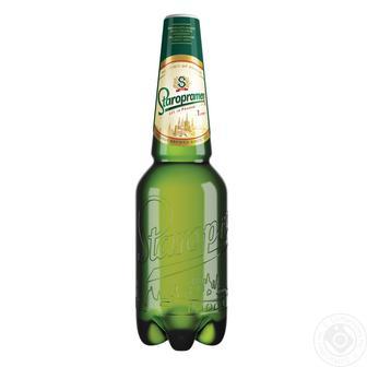 Пиво Staropramen светлое 1л