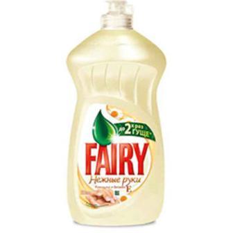 Средство для мытья посуды Fairy 500 мл