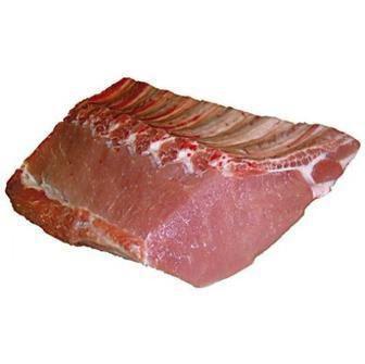 биток свиний з кісткою 1 кг
