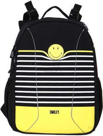 Рюкзак Herlitz Be.Bag Airgo Smileyworld Stripes
