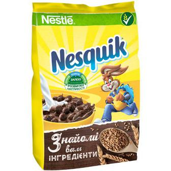 Сніданок сухий Nestle Nesquik 460г