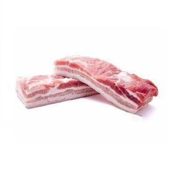 Грудинка свиная охлажденная, кг