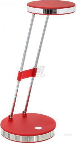 Настільна лампа Jazzway PTL-620 4 Вт червоний