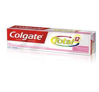 Зубна паста Сolgate Тotal 12 професійне чищення 75мл