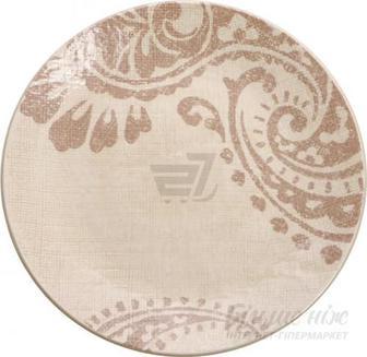 Тарілка підставна Cotton H3494-D 27,5 см