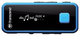 MP3-ПЛЕЕР TRANSCEND 350 8 GB BLUE