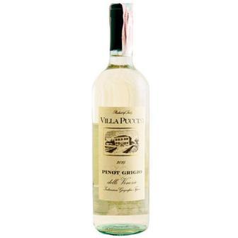 Вино Villa Puccini Pinot Grigio біле сухе 0,75л