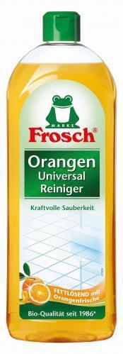 Засіб для чищення Frosch Апельсин 0.75 л