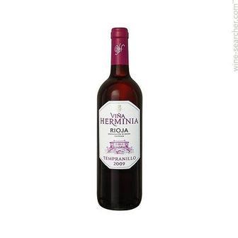 Вино Vina Herminia Tempranillo 0.75 л