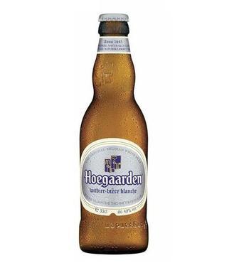 Пиво White Hoegaarden 0,33л