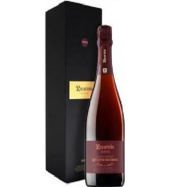 Вино ігристе Recaredo Intens Rosat Brut Nature рожеве 0,75л 12,00%