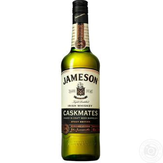 Віскі 40% Jameson Caskmates, 0,7 л