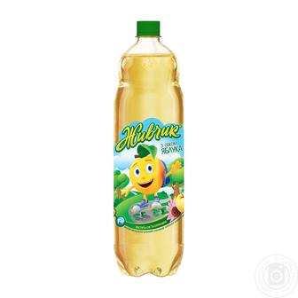 Напій безалкогольний сильногазований Живчик 2 л