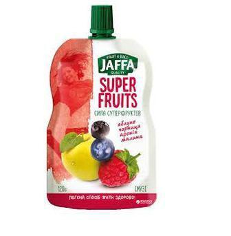 Смузі фруктовий Jaffa 120 г