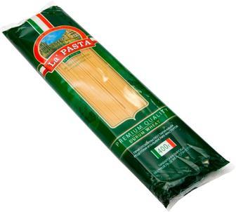 Мак.вироби La Pasta Спагеті 400г