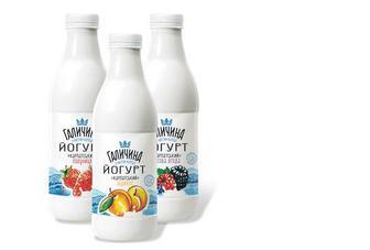 Йогурт 2,2%, ГаличинА, 870г