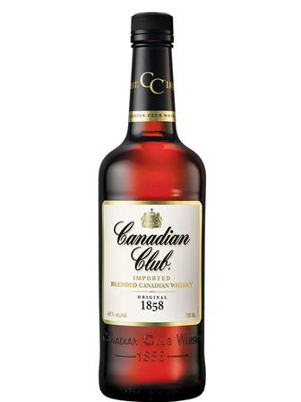 Віскі Canadian Club 0,7л