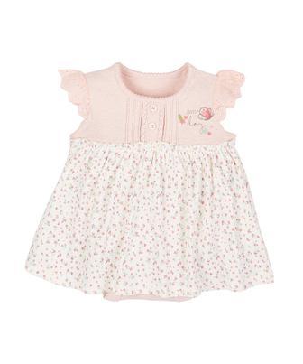 Дитяча сукня-боді у квіточку від Mothercare