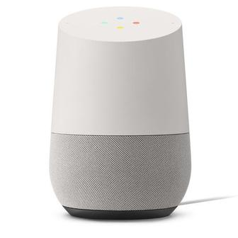 Портaтивнaя aкустикa Google Home White Slate (Refurbished)