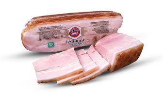 Грудинка свиняча Алан 100% 100г