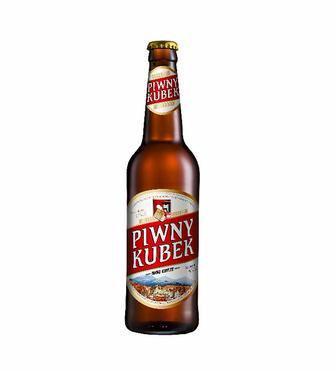 Пиво світле Piwny Kubek Оболонь 0,5л