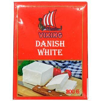 Продукт сирний Viking Danish White 200г