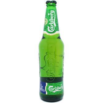 Пиво Carlsberg світле 0.5л