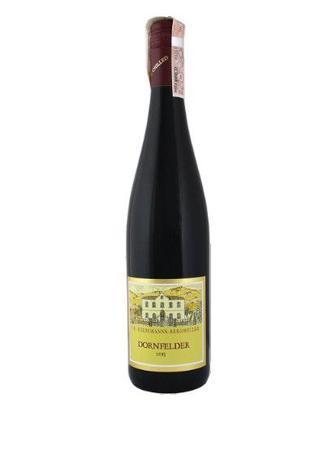 Вино червоне напівсолодке Dr. Heidemanns-Bergweiler Dornfelder 0,75 л