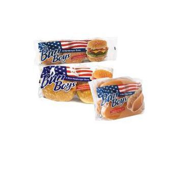 Булочки для хот-дога,та гамбургерів  Бан Бойс 250 г , 300 г