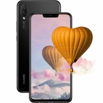 Смартфон HUAWEI P Smart Plus 4/64Gb Dual Sim Black