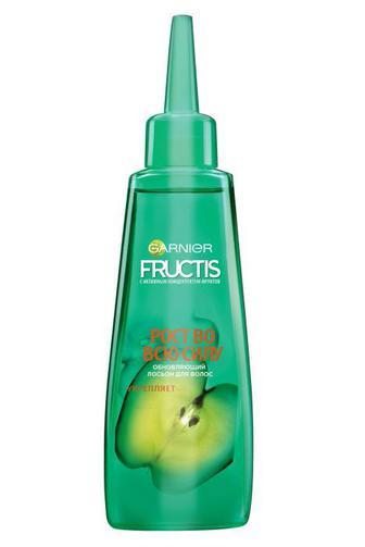 Лосьон FRUCTIS для ослабленных волос, склонных к выпадению Рост во всю силу 50 мл