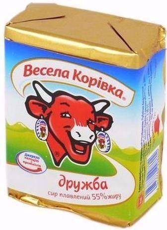 Сыр Веселая коровка  90 г