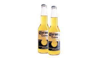 Пиво Екстра світле Корона 0,35 л