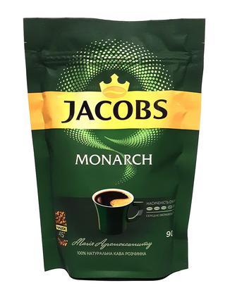 Кава розчинна Jacobs Monarch 90 г