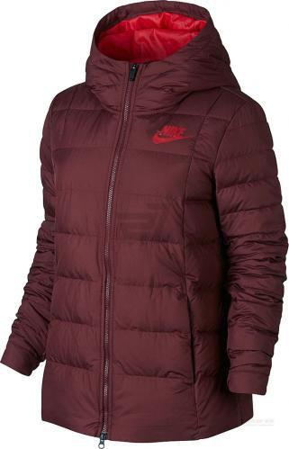 Куртка Nike W NSW DWN FILL JKT HD 854862-619 XS червоний
