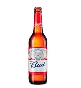 Пиво світле Bud 0,5 л